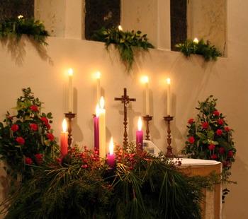 Christmas Altar