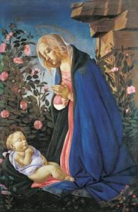 botticelli madonna